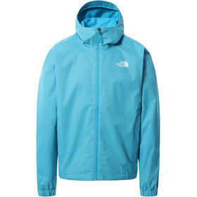 The North Face Quest Chaqueta Hombre, meridian blue black heather